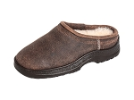 The Skiff Sheepskin Clogs Made in the USA