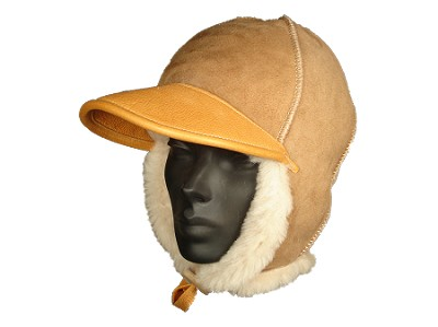 The El Nino Sheepskin Hats Made in the USA