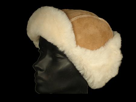 13c4b33e03781e Home > Sheepskin Hats > The Mountie Sheepskin Hats Made in the USA