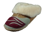 Deluxe Slide Sheepskin Slippers Made in the USA