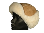 The Kids Mountie Sheepskin Hats Made in the USA