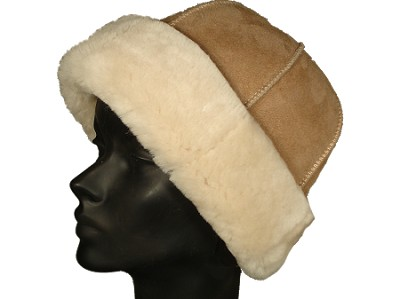 The Northerner Sheepskin Hats Made in the USA